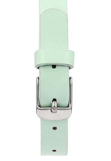 Vita Bracelet Mint Green Leather