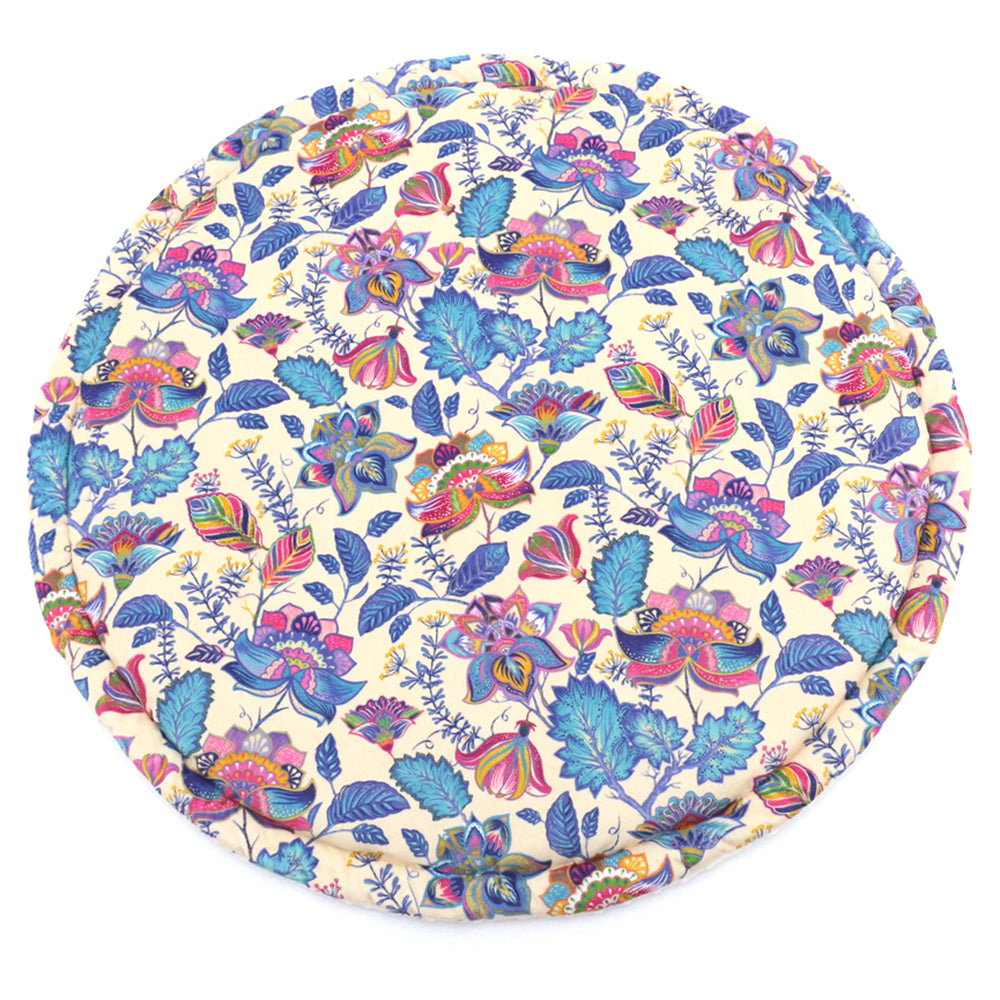 Round Play Mat - Colourful Eclectic