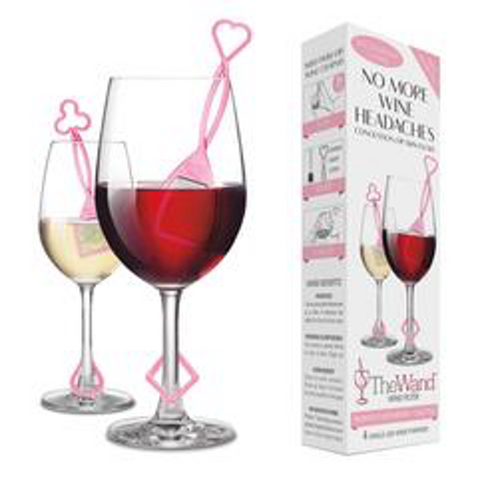 By the Glass Wine Filter
