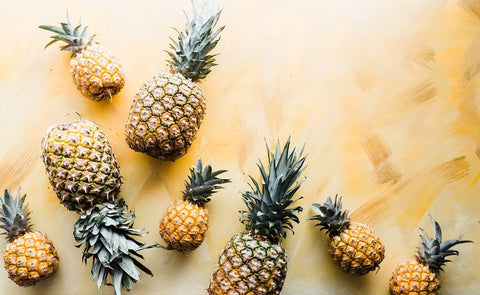 pineapples image