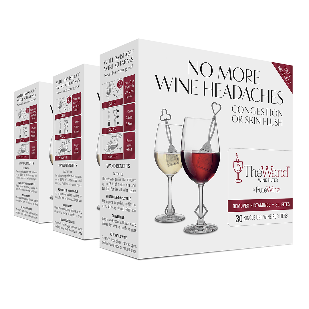 90-Pack Pure Wine The Wand