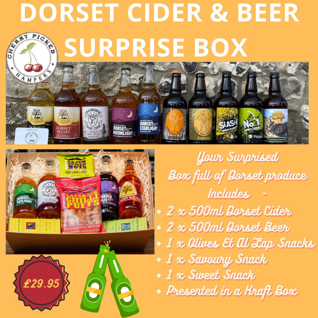 Dorset Cider & Beer Pub Box - Bringing the Pub to you !