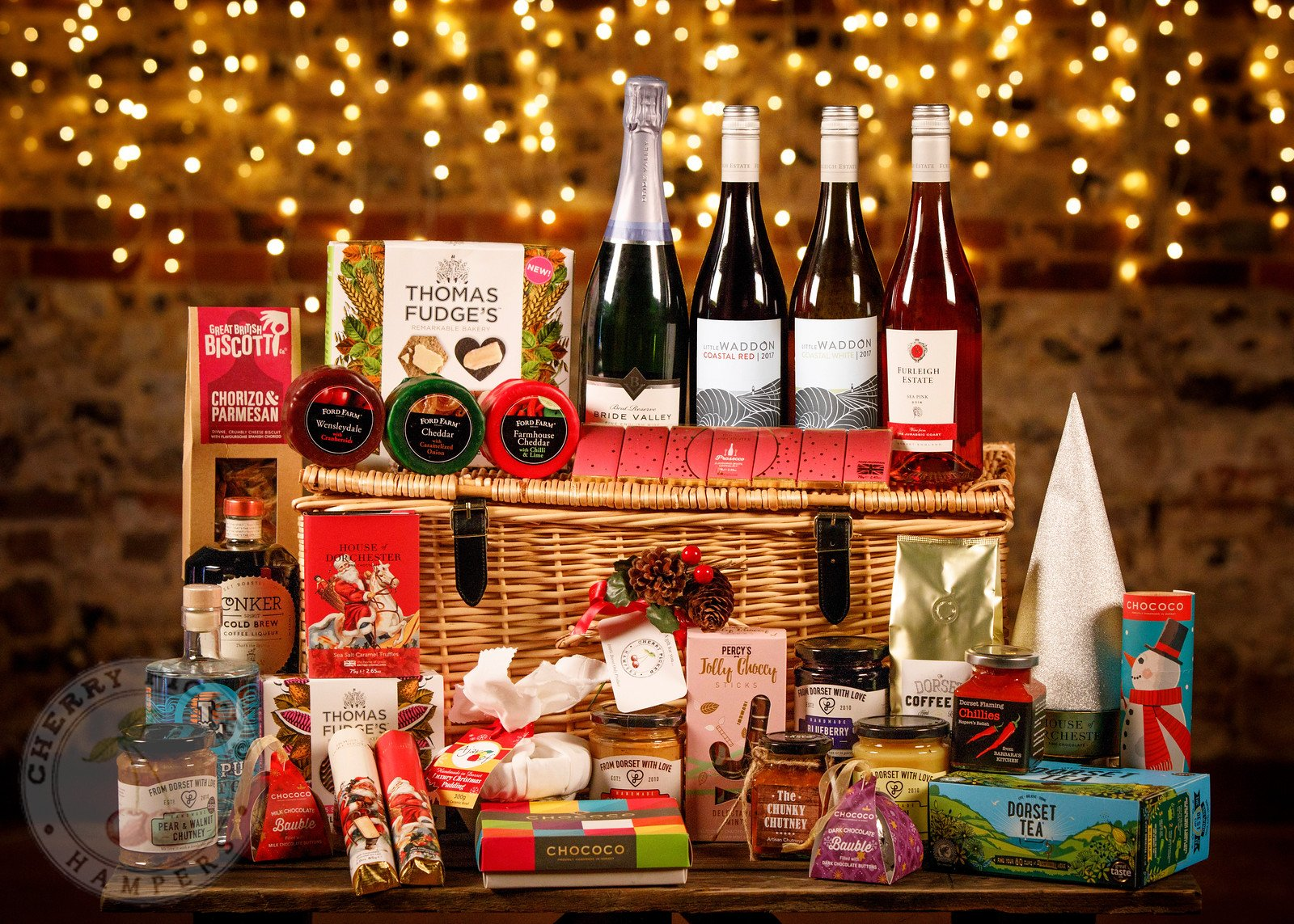 Christmas Yuletide Hamper