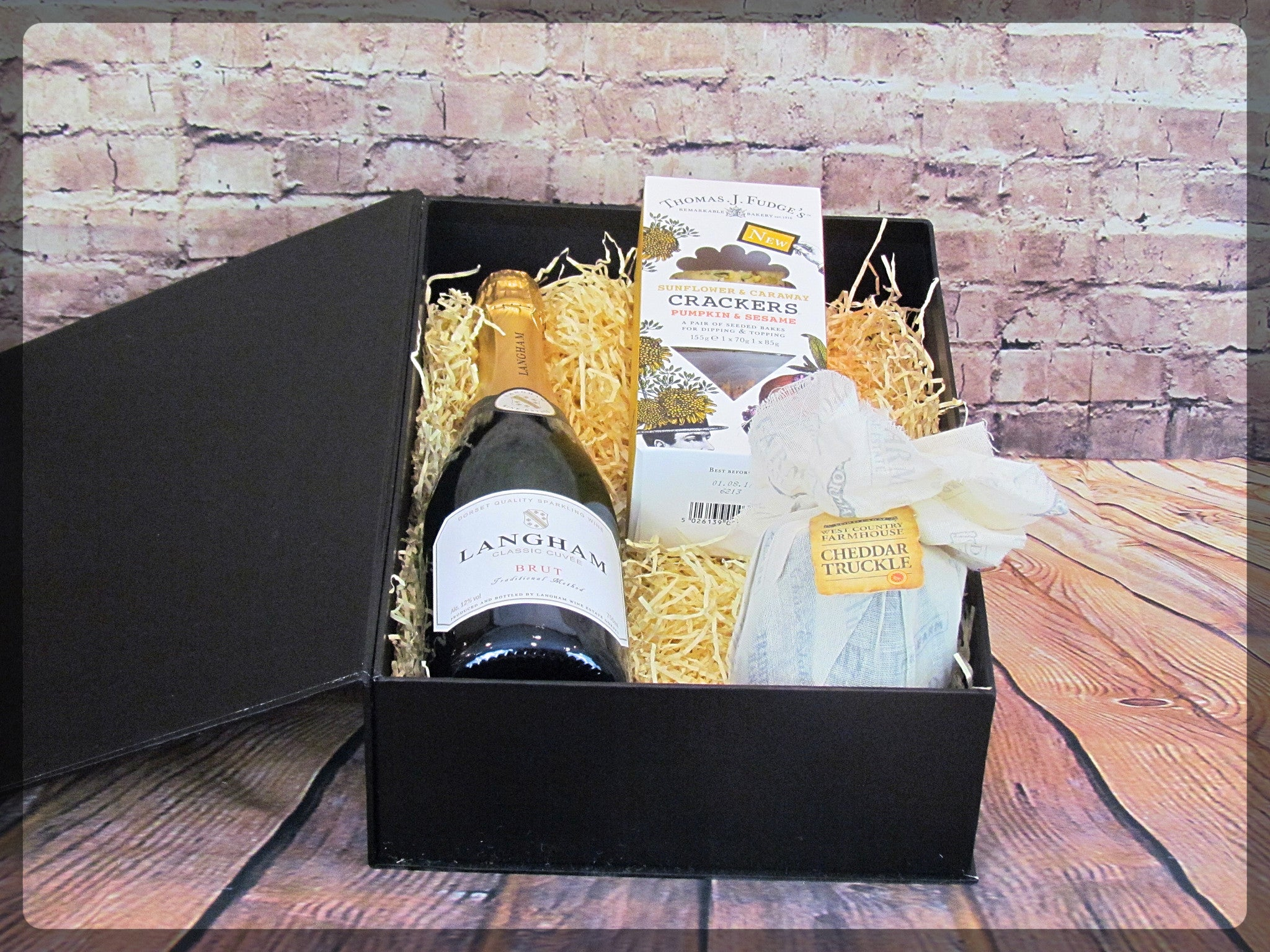 Dorset Sparkle - Corporate Hampers - Cherry Picked Hampers - 100% Dorset