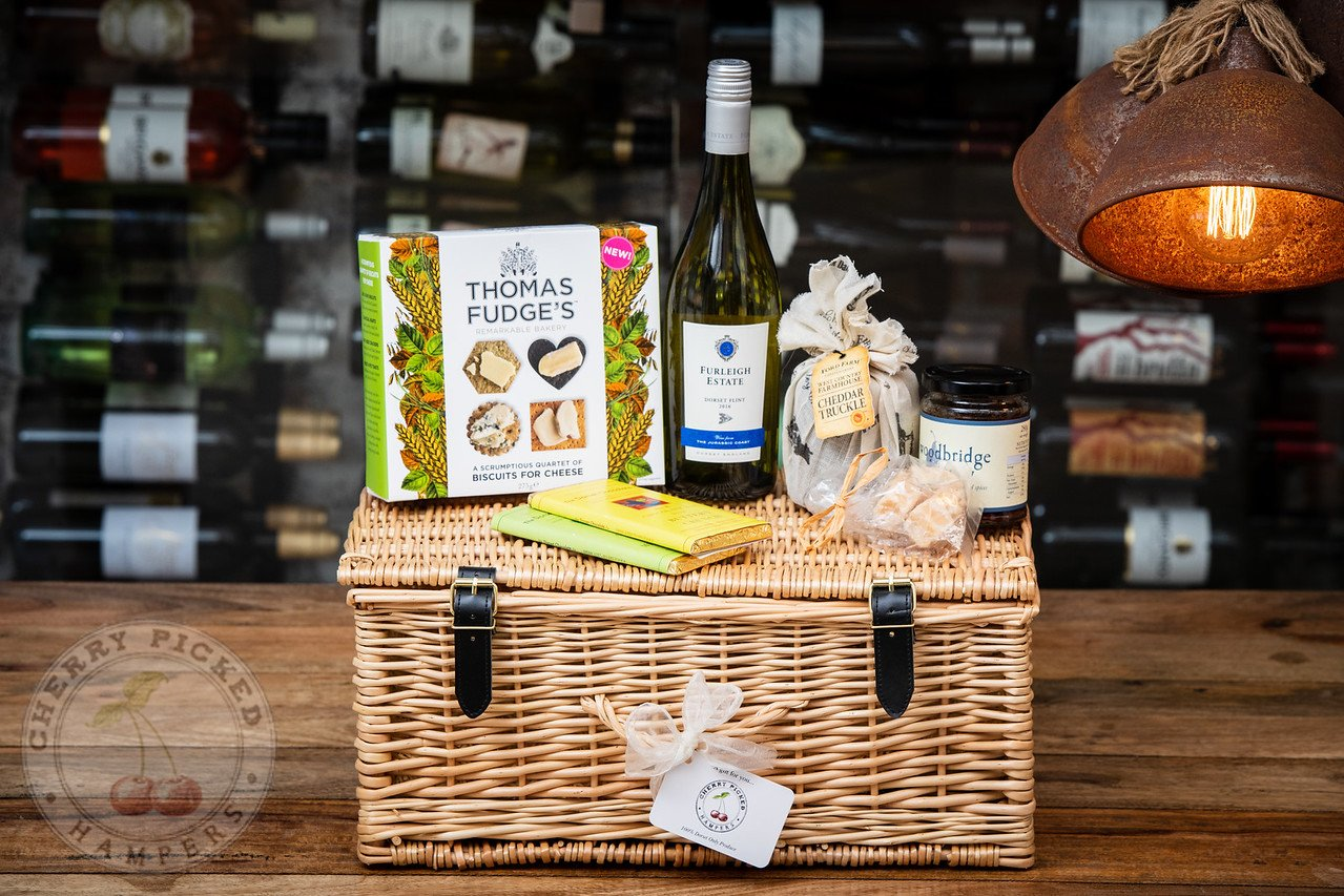 Dorset Evening Feast - Corporate Hampers - Cherry Picked Hampers - 100% Dorset