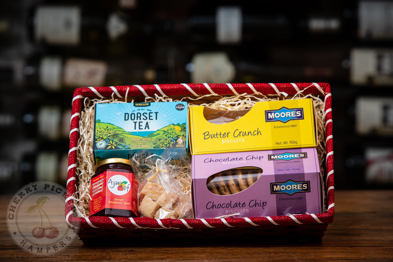 Dorset Favourites - Corporate Hampers - Cherry Picked Hampers - 100% Dorset