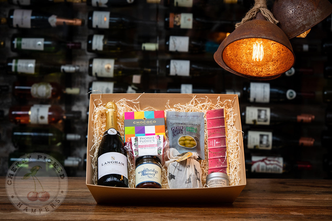 Dorset Treasures - Corporate Hampers - Cherry Picked Hampers - 100% Dorset