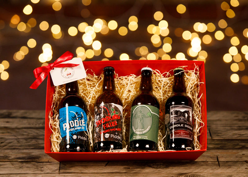 Christmas Beer Lover - Christmas Gifts - Cherry Picked Hampers - 100% Dorset