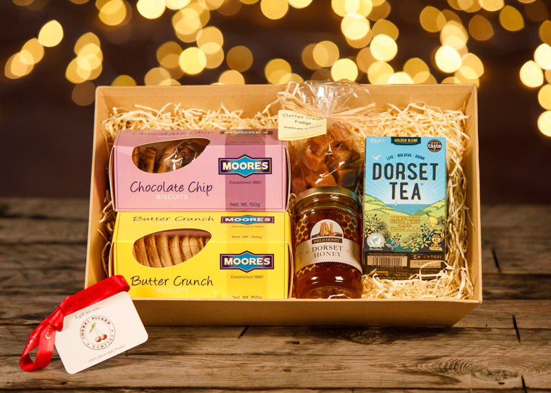 Christmas Favourites - Christmas Gifts - Cherry Picked Hampers - 100% Dorset