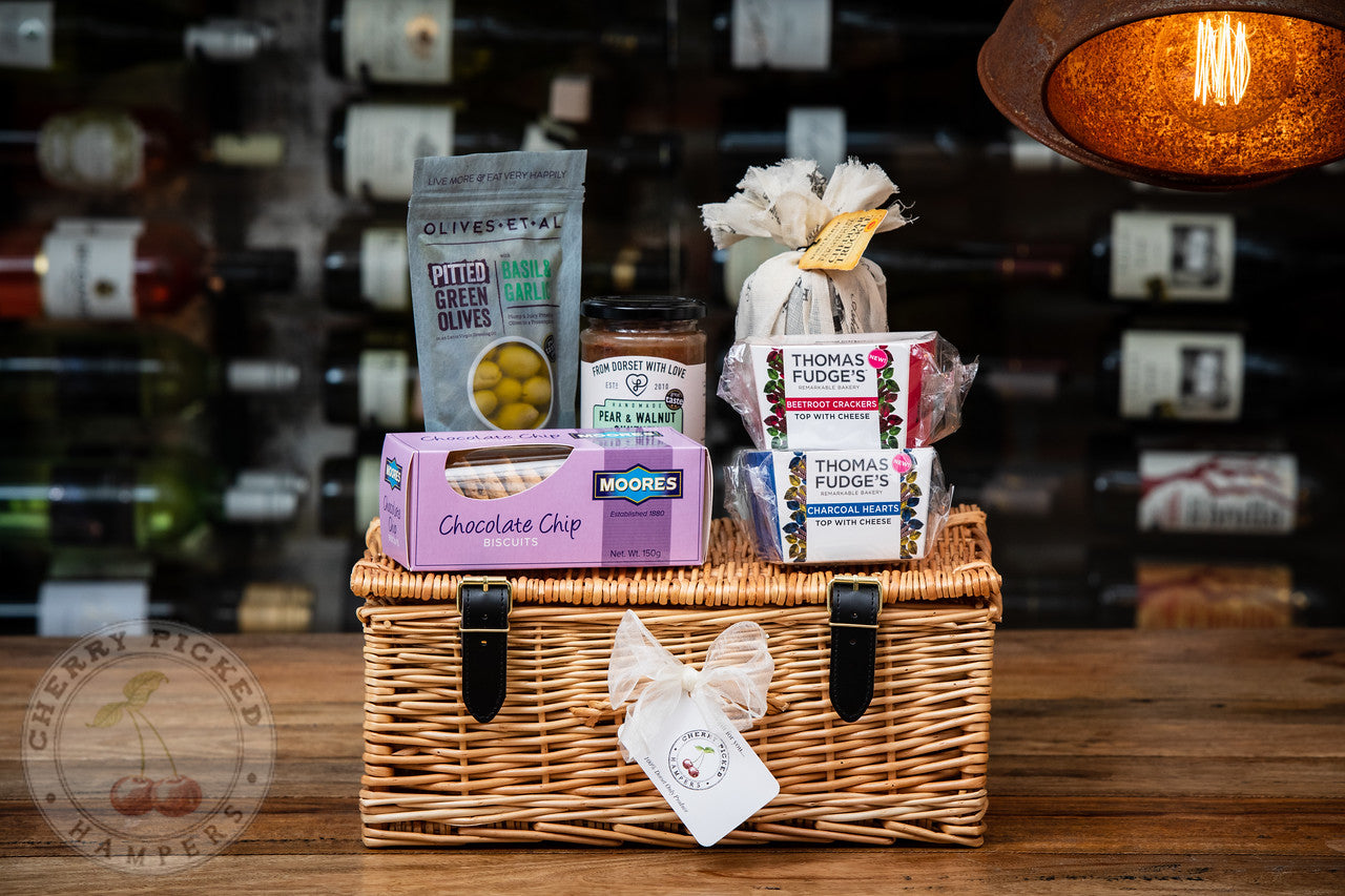 Special Day Nibbles - Corporate Hampers - Cherry Picked Hampers - 100% Dorset