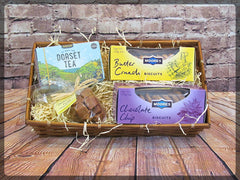 Timeout Treats - Corporate Hampers - Cherry Picked Hampers - 100% Dorset