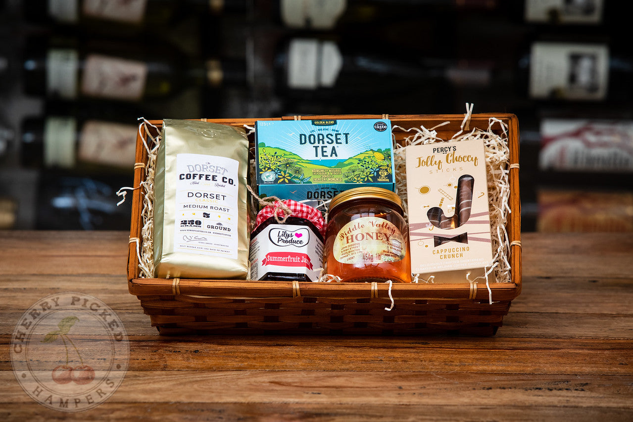 Wake Up To Dorset - Corporate Hampers - Cherry Picked Hampers - 100% Dorset