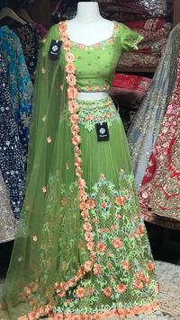 The Grace lehenga-PW17