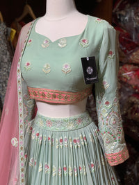 The Peace Mint Lehenga-PW62