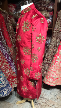 The Raj Sherwani