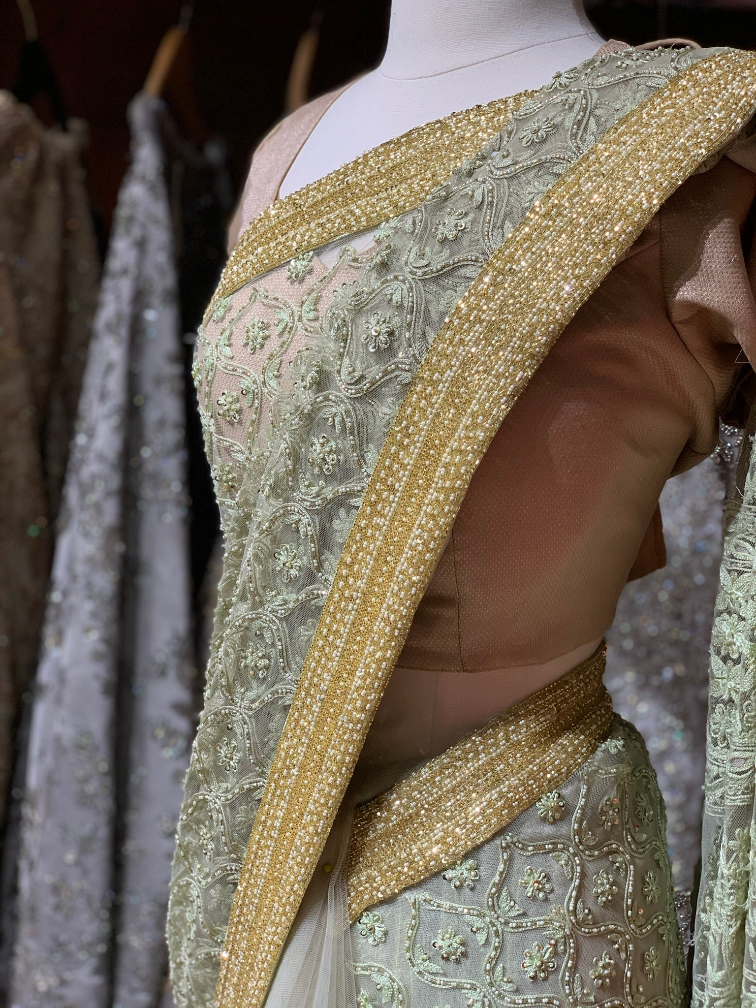 The Fall 2020 Saree Collection