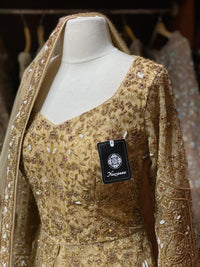 Metallic Gold Lacha Collection PL-002