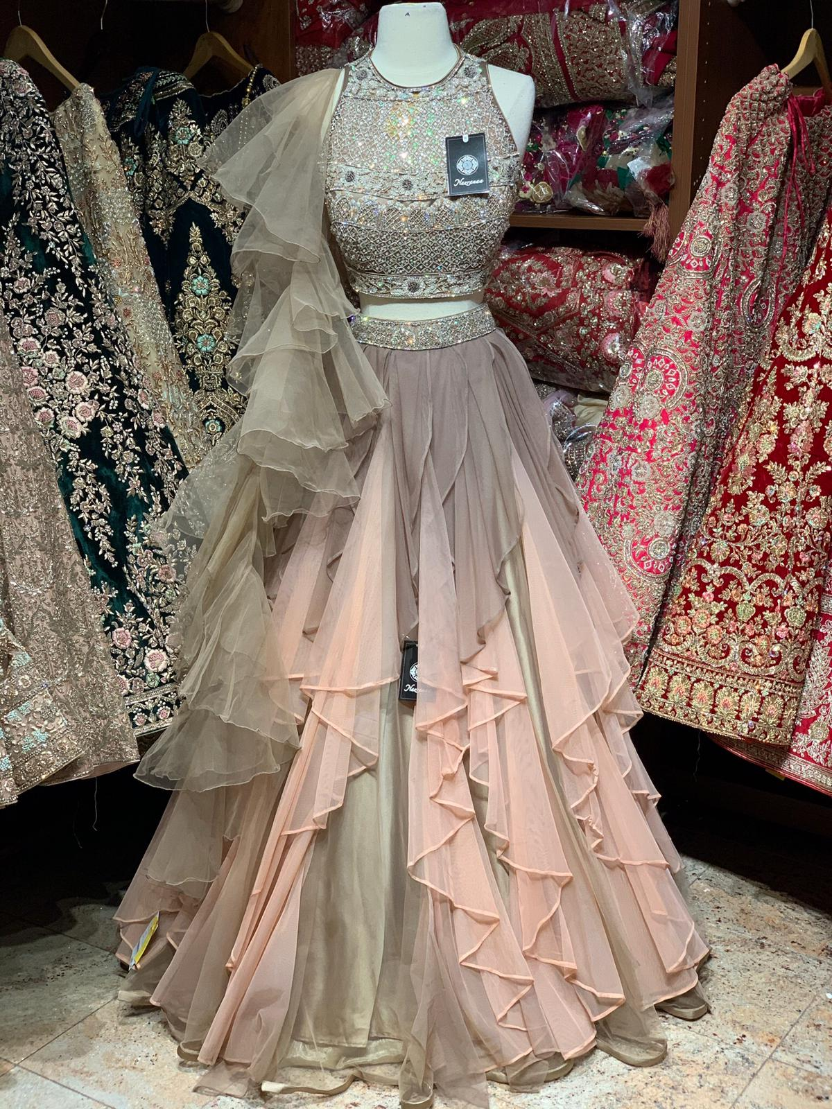 The Bespoke Lehenga Collection