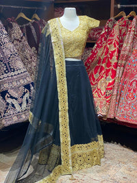 Gorgeous Net Collection Party Wear Lehenga PWL-105