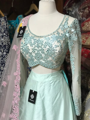 The Monica Lehenga-PW18