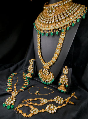 Afreen Bridal Set