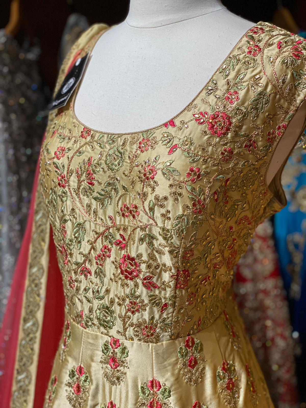 The XXL Anarkali Collection