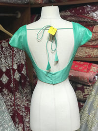 Green Size 38 Blouse