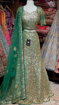 The Sky of Stars Lehenga-PW48