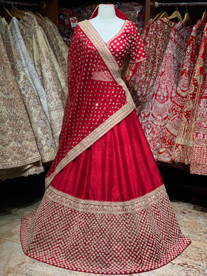 The 2021 Bridal Lehenga Collection