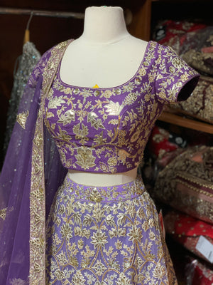 The Fall 2020 Party Wear Lehenga Collection