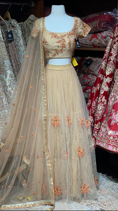 The Fall 2020 Lehenga Collection