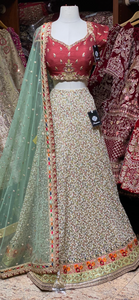 Cherry on the Cake  Size 38 Party Wear Lehenga