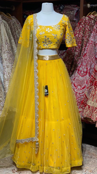 The Fall 2020 Partywear Lehenga Collection