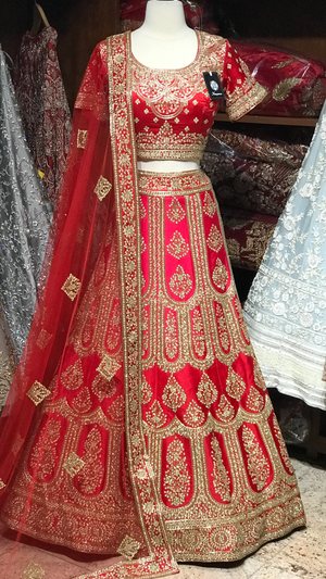 The Celia Lehenga-PW61