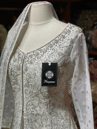 Classic White Lacha Collection PL-001
