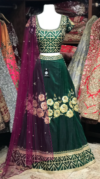The Moana Lehenga-PW54