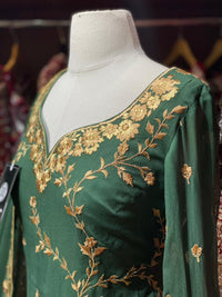 Pine Green Lacha Collection PL-011