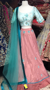 The Rihanna Lehenga-PW28