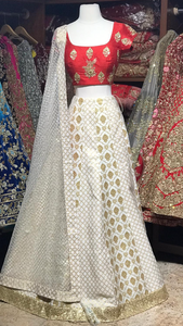 The Cherry on cake lehenga-PW 40