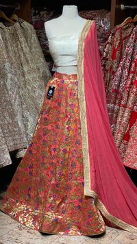 The Fall 2020 Banarasi Lehenga Collection BL-14