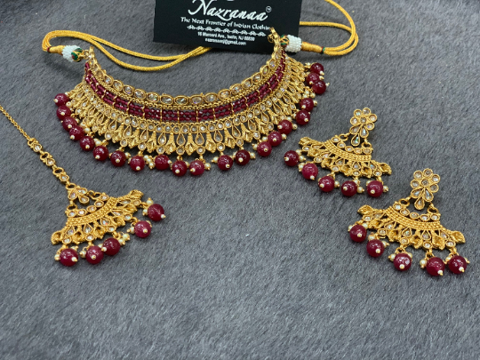 Rykaa Necklace set