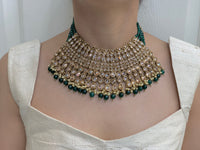 Inaya necklace set
