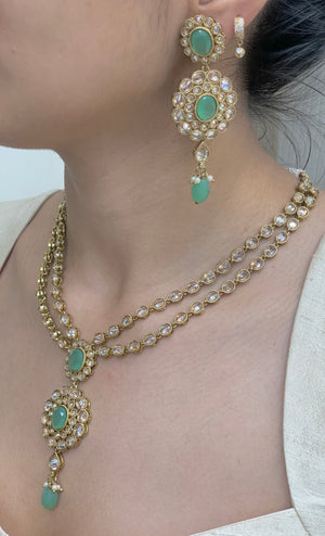 Dhara Necklace set
