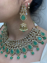 Charmi Necklace set
