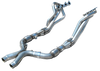 ARH Ford 2011+ Mustang 5.0L Long Tube Headers with X-Pipe