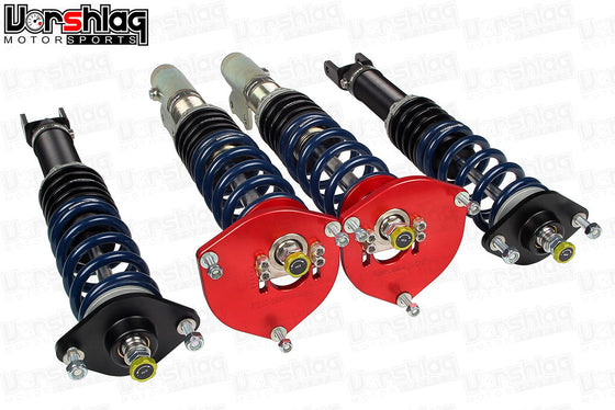MCS TT1 Single Adjustable Monotube Dampers EVO 7-9