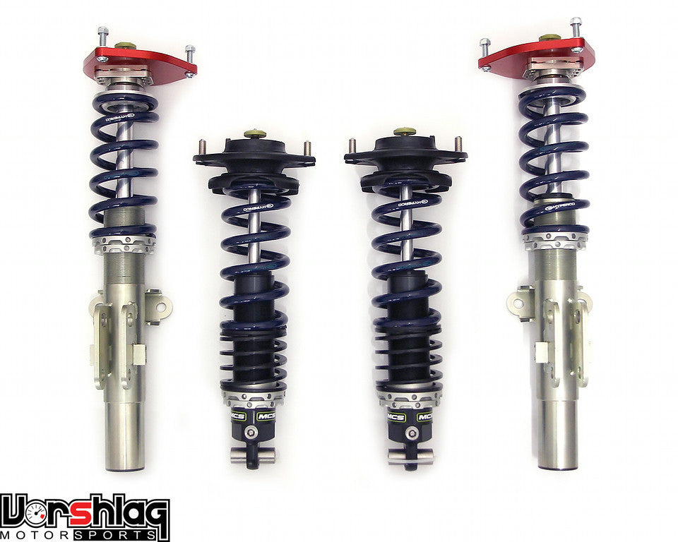 MCS TT2 Double Adjustable Monotube Dampers (Subaru BRZ/Scion FR-S)