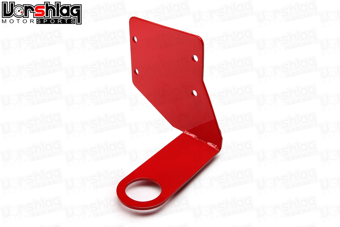 S550 Mustang Front Tow Hook - Red (2018-19 Mustang GT)