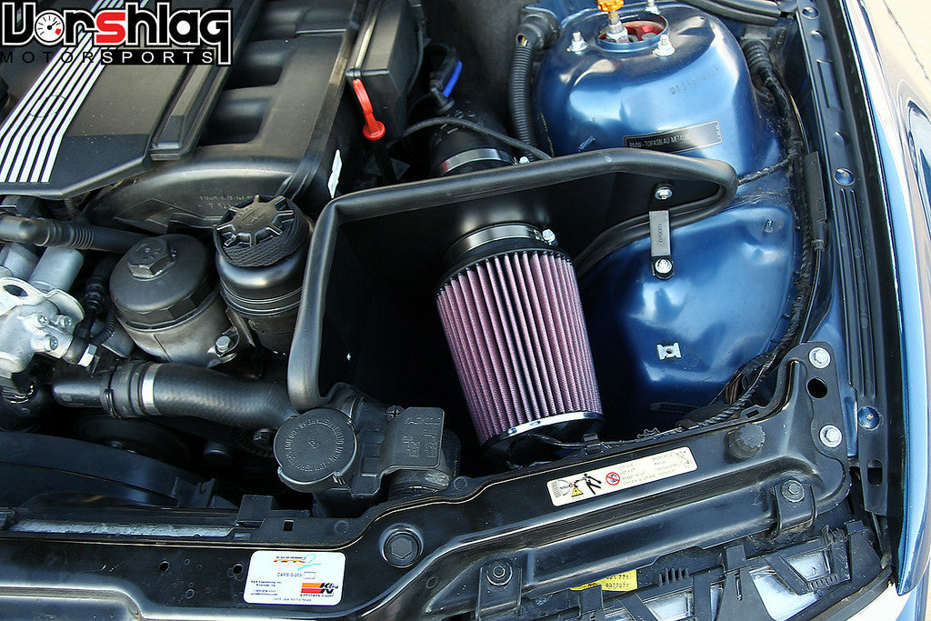 K N Aircharger Intake System For Bmw E46 330