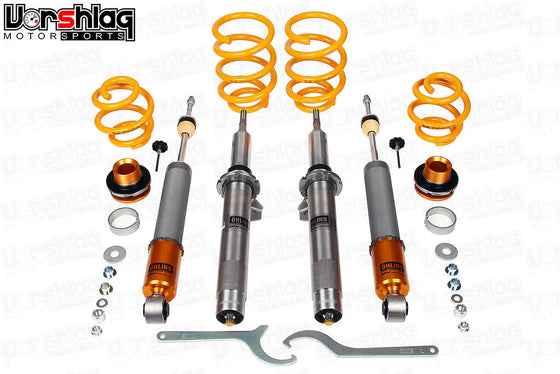 Ohlins Road & Track for BMW E46 (Non M) [BMU MI35]